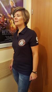 AG Damen Polo-Shirt FOTL