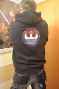 Rebel Legion Jakku OP Hoody Zip farbig FOTL