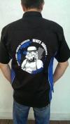 WSQ Sportsman Shirt  farbig Gamegear